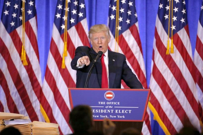 Donald Trump: minule käib poliitiline nõiajaht