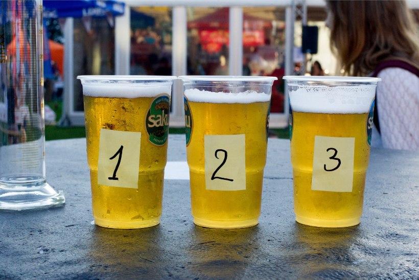 Suvel kujuneb õlle ja alkoholivaba õlle hinnavaheks kuni 50%