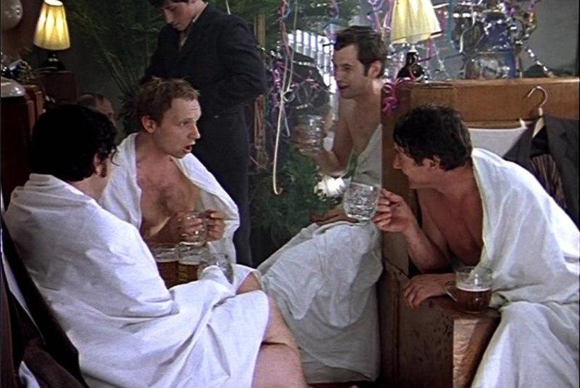 Saatuse iroonia  ehk Hüva leili Kalamaja saunas