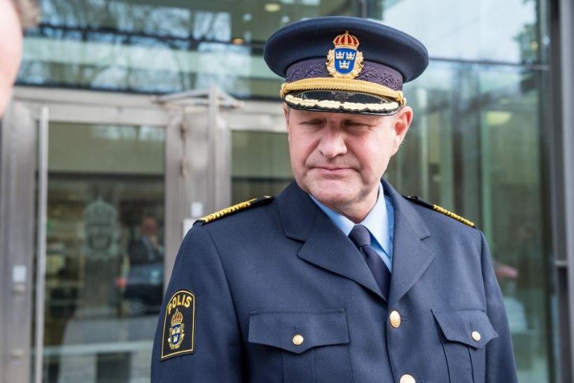 Politseiülem: vana head Rootsit ei ole enam