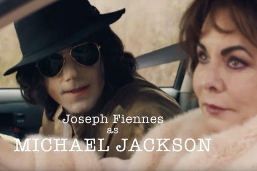 FÄNNID ŠOKIS | Michael Jacksonit hakkab TV seriaalis mängima valgenahaline Joseph Fiennes