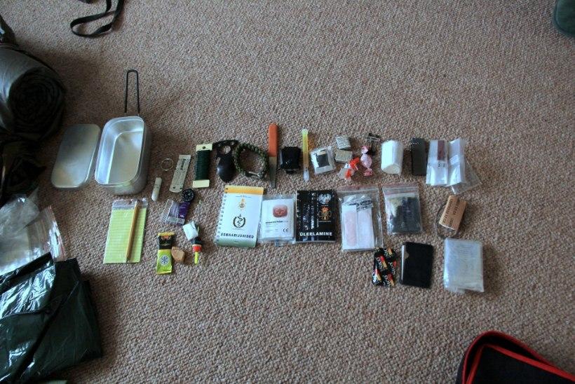 Instruktor Härra hõbedane karbike ehk Millised on matkamise põhitõed?