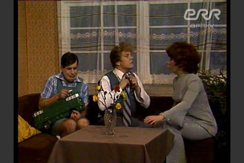 """HOMSES ÕHTULEHES: """"Jänes! Jänes! Issi on jänes! Issi, kas sa porgandit tahad?"""""""