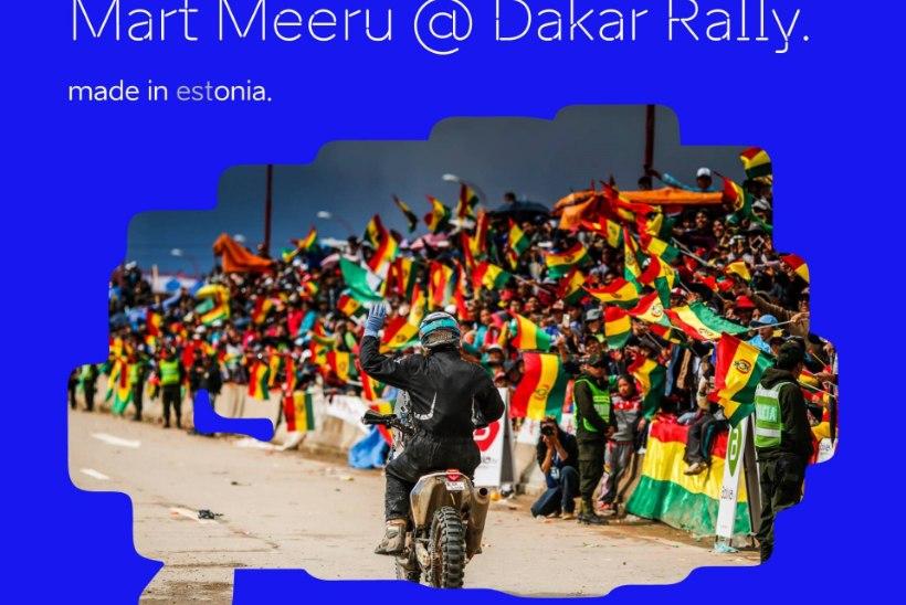 Triisa võit Dakaril on käegakatsutav