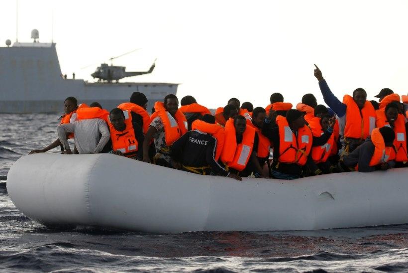 Põgenikevool vähenes aasta algul
