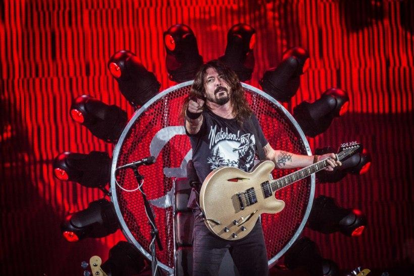 Foo Fighters maandub Lätis, Guns N' Roses tuuritab üle aastate Euroopas