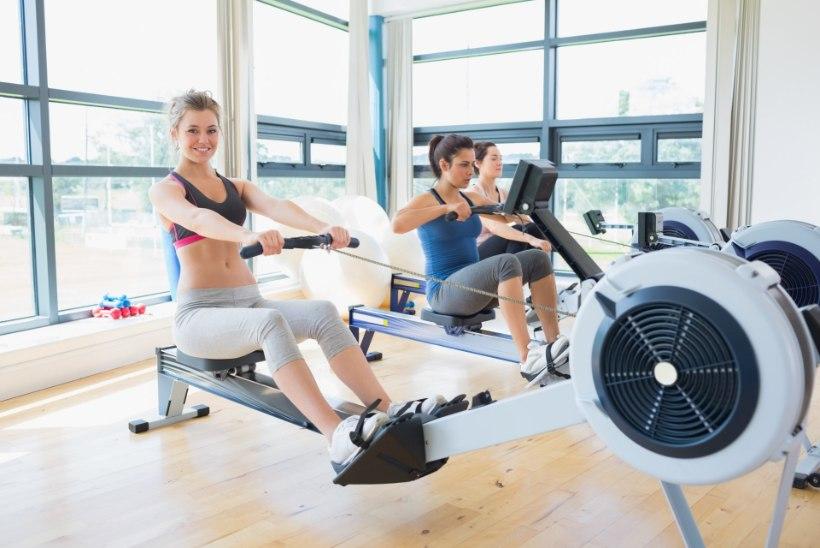 SÕUDEERGOMEETER võib olla sinu uus tõhus treeningkaaslane
