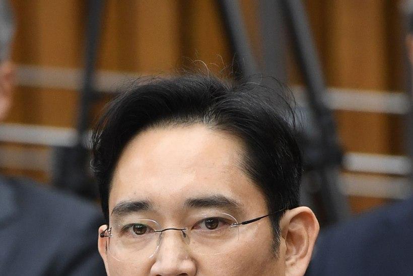Lõuna-Korea võimud plaanivad Samsungi pärija vahistada