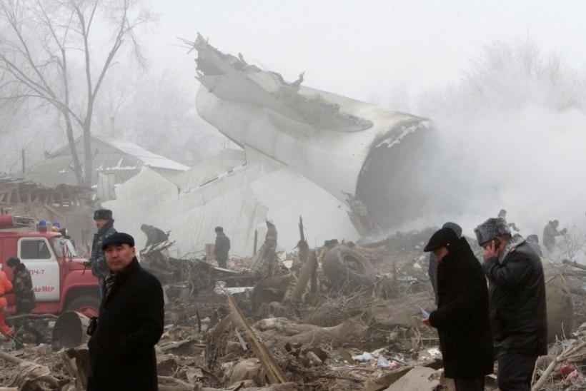 SURM SAABUS TAEVAST: kümned elanikud surid lennukirusude all