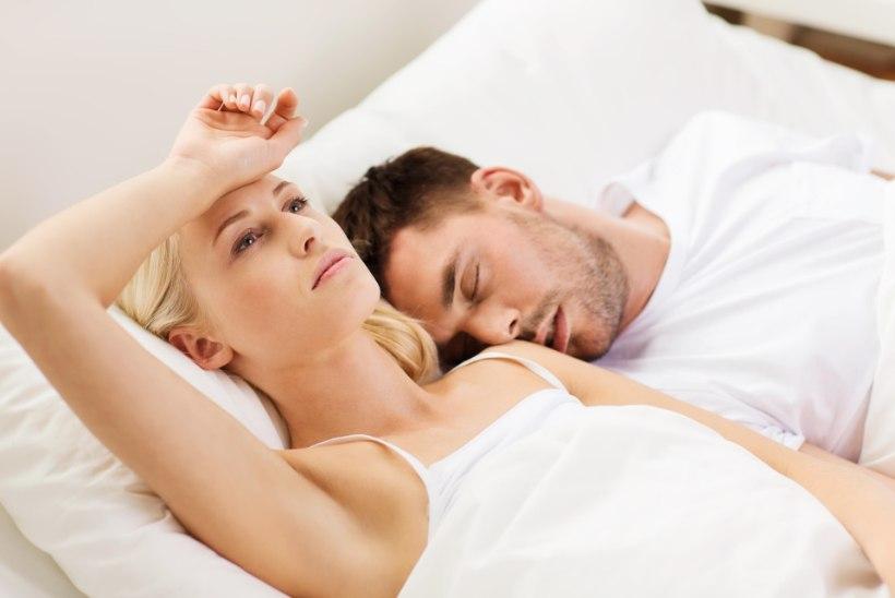 10 märki, et oled voodis kehv – ja isegi ei märka seda