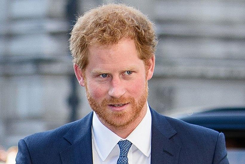 Prints Harry pruudi poolvend ähvardas elukaaslast relvaga