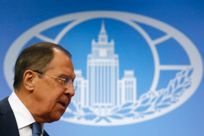 Vene välisminister: Euroopa surub oma väärtusi teistele riikidele peale