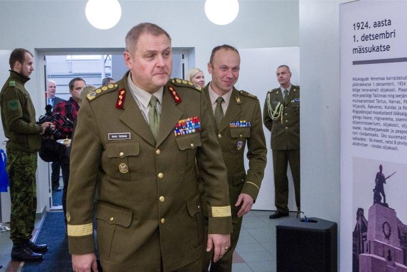 Kaitseväe juhataja: NATO idatiival tuleb tõhustada mere- ja õhukaitset