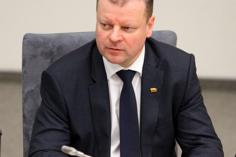 Miks ehitab Leedu Vene piirile turvatara?