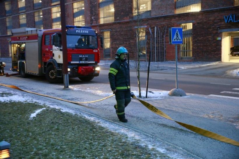 FOTOD | Ohuala 200 meetrit: Tallinnas leiti tankitõrjemiin TM42