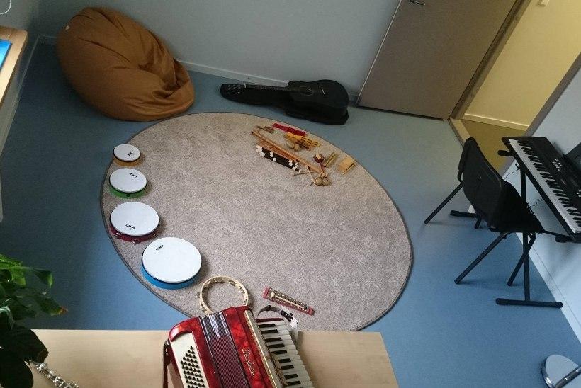 Tartu Herbert Masingu kool avab uued rehabilitatsiooniruumid