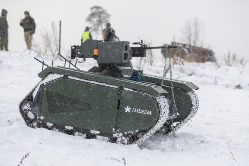 Millist tuge vajaksid Eesti kaitsetööstusettevõtted?