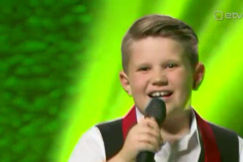"""Ott Lepland: Tõniste poeg tegi mind """"Laulukarussellil"""" šikilt järele!"""