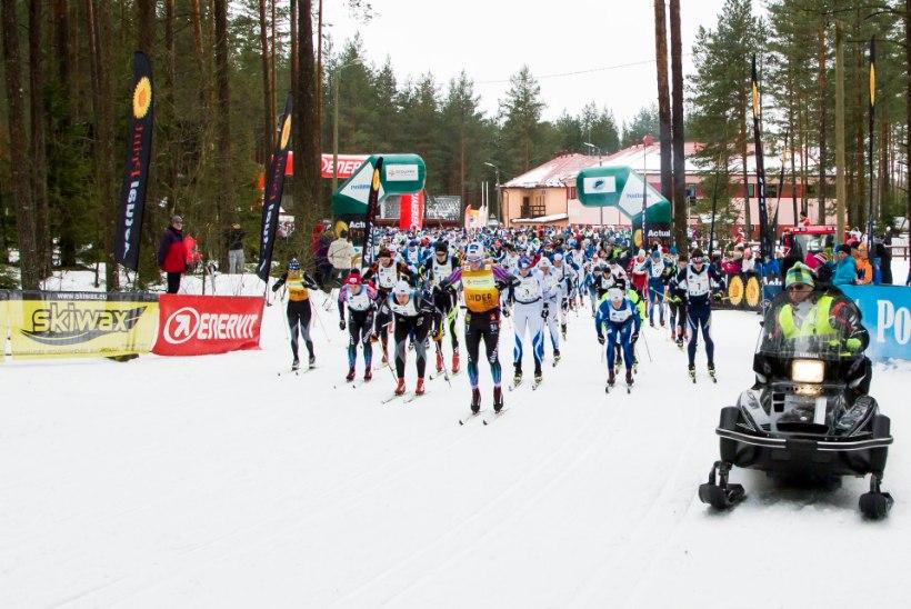 Estoloppeti esimese suusamaratoni toimumine on kahtluse all