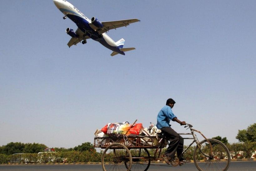 India lennufirma annab naistele eraldi istumisread, et vältida ahistamissüüdistusi