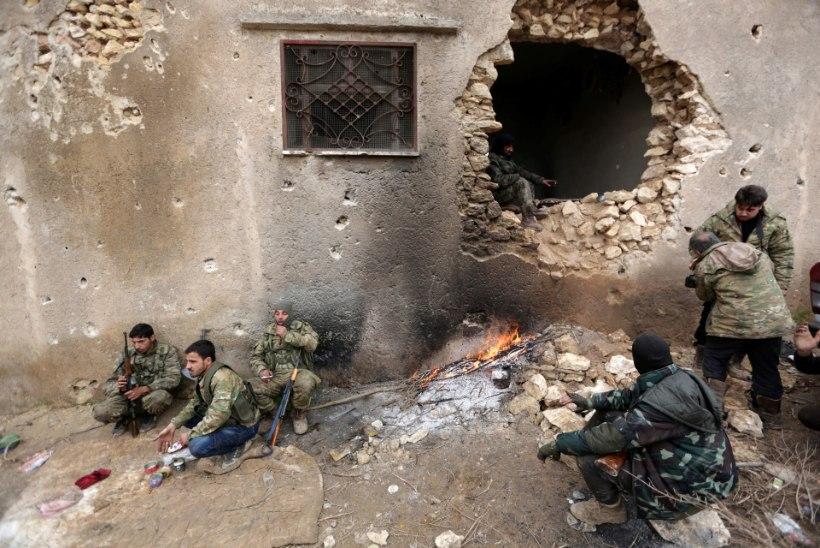 Venemaa ja Türgi alustasid Islamiriigi vastu ühisrünnakuid