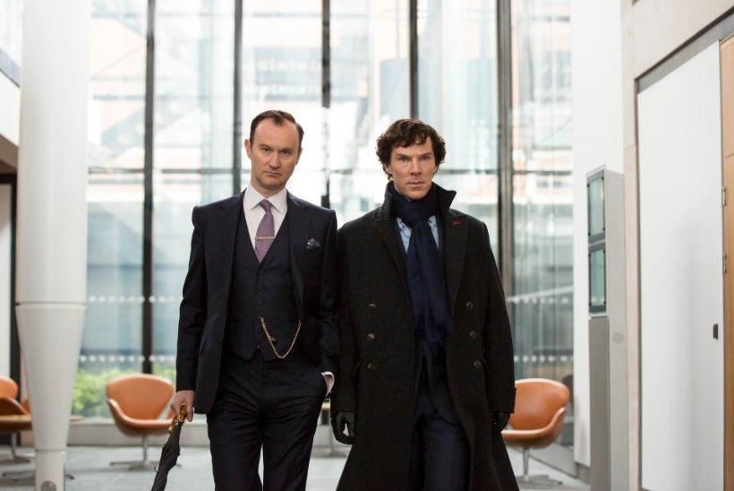 """""""Sherlocki"""" tähed lahus! """"Meie ühine aeg sai lihtsalt  ümber."""""""