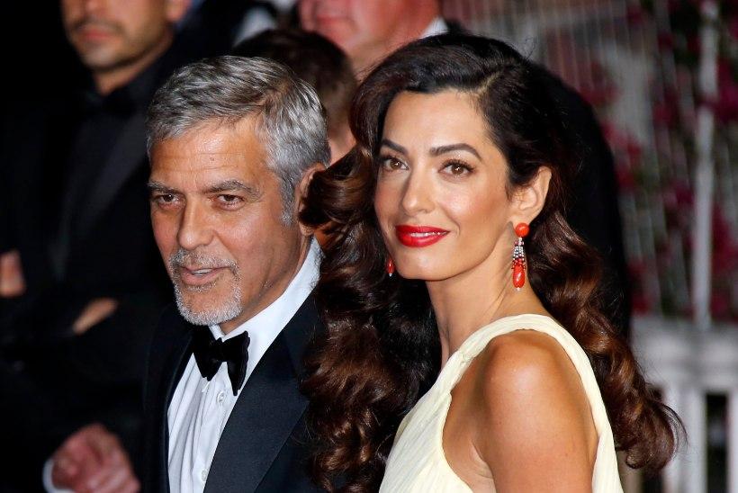 Clooney naine ootab kaksikuid?!