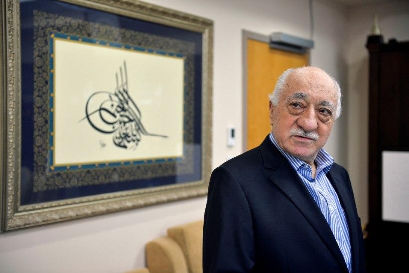 Euroopa Liidu luure: Gülen ei olnud Türgi riigipöördekatse korraldaja