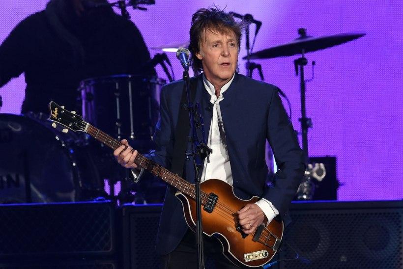 McCartney kaebas Sony kohtusse