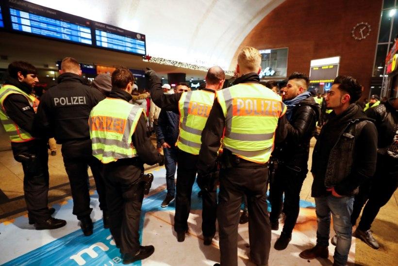 Põhja-Aafrikast pärit migrante kontrollinud Kölni politseid süüdistatakse rassismis