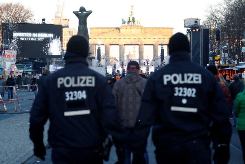 Saksamaal vahistati süürlane kahtlustatuna veokirünnaku plaanis