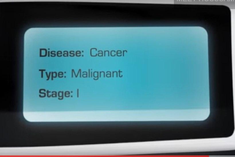 Meditsiiniseadeldis diagnoosib 17 haigust hingeõhu põhjal