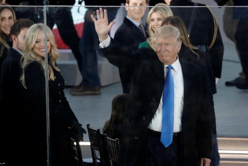 Trump annab täna ametivande!