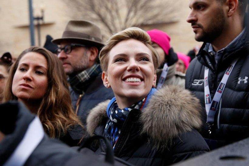 VIDEOD | Scarlett Johansson: me teame ise, mis me oma kehaga teeme. Madonna: olen plaaninud Valge maja õhkulaskmist