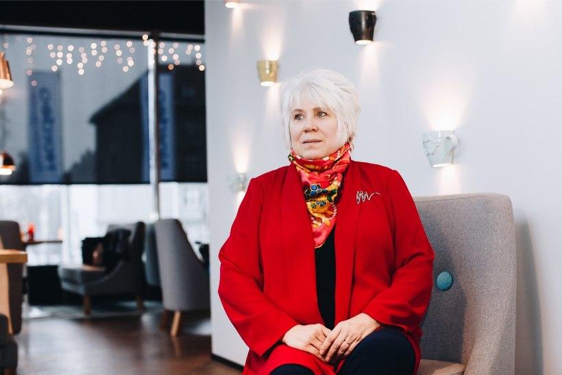 Marina Kaljurand: ma pole pettunud, et presidendiks ei saanud, vaid olen pettunud valijameeste pärast!