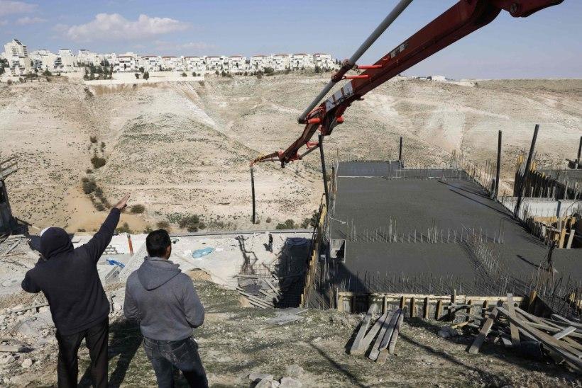 Iisrael rajab Ida-Jeruusalemma 566 uut asunduskodu