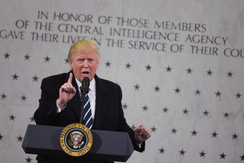 Trumpi käes on nüüd kogu maailma suurimad saladused