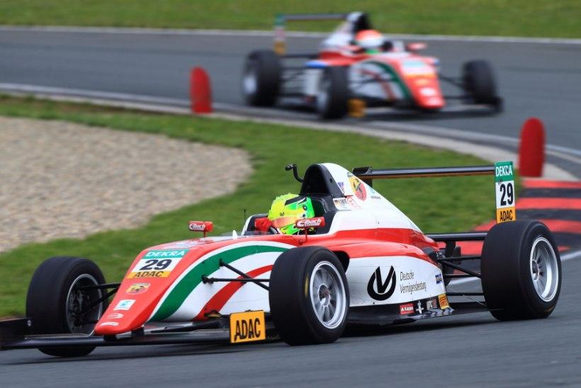 Mick Schumacher on F1 sarjale 20 protsenti lähemal kui Ralf Aron!
