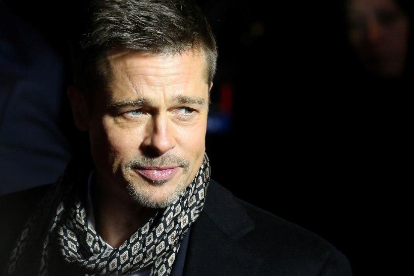 Brad Pitt nahistab juba uue Hollywoodi kaunitariga?