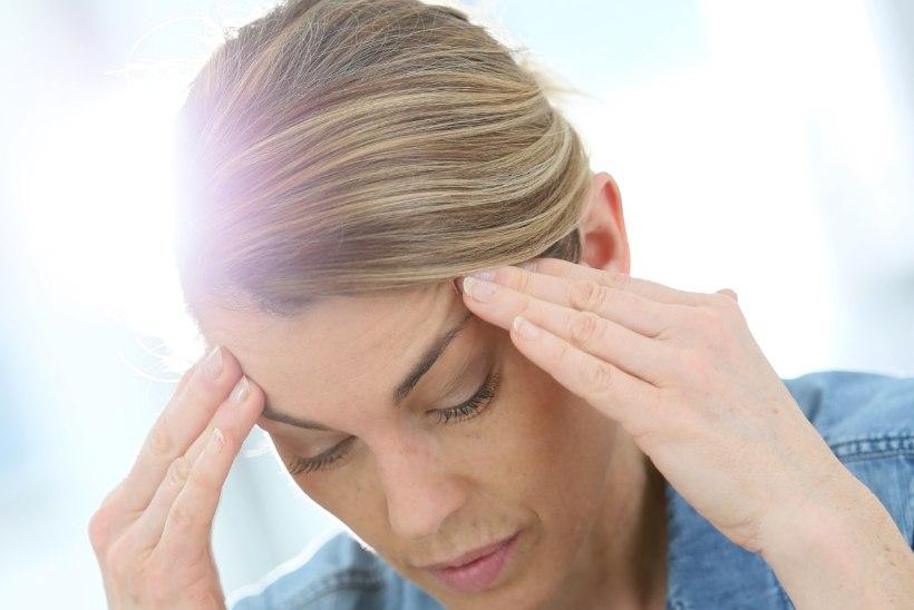 Kuidas võidelda stressi põhjustatud migreeniga?