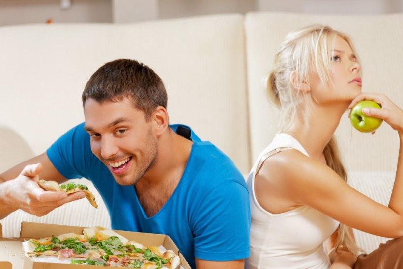 Kummutame TERVISLIKU toitumise müüte