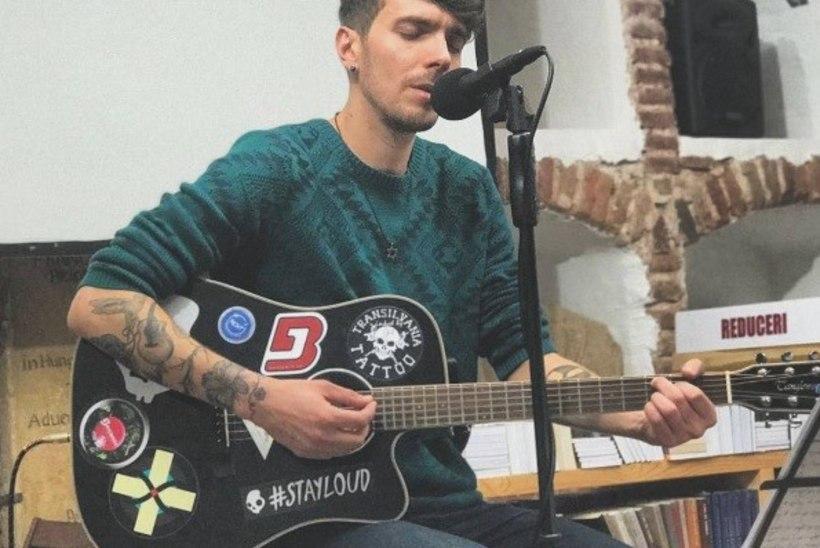 Stig Rästa laul läheb võistlustulle Rumeenia Eurovisioni eelvoorus