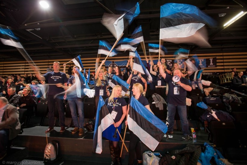 MAAILMA TIPPKOKKADE VÕISTLUS: Dmitri Roozil õnnestus säilitada Eesti 14. positsioon