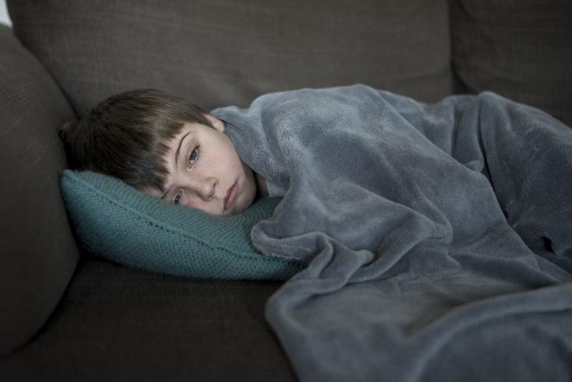 Grippi haigestumine hakkas taas kasvama, surnud on 20 inimest