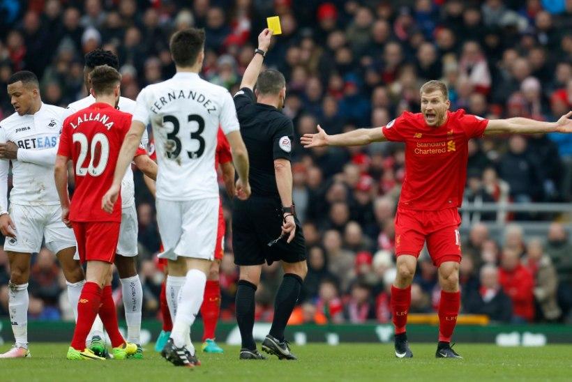 KAHJU! Liverpooli meedia: Klavan tähtsat mängu algkoosseisust ei alusta