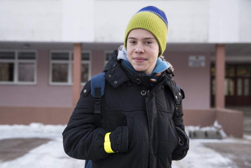 Kohtla-Järve Tammiku põhikool sõjas gripiga: LAPSED KOJU JA KLOOR KÄIKU!