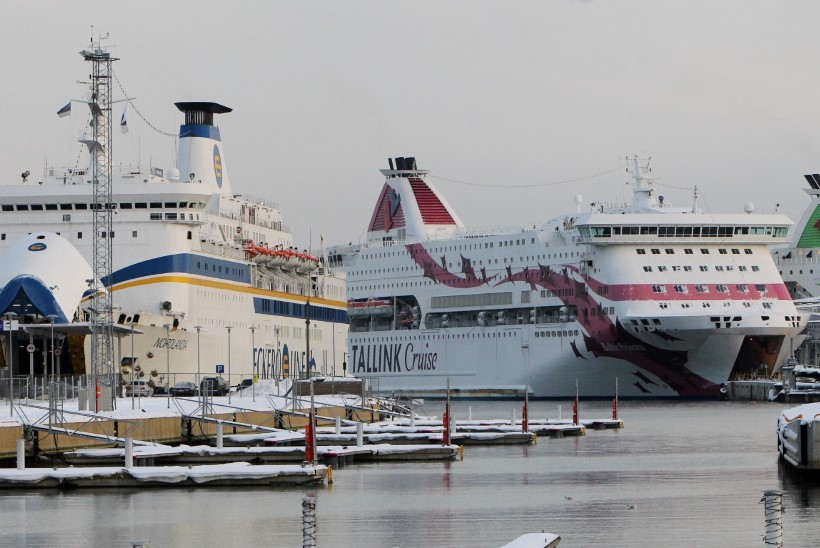 Leedu autovargad võeti Eesti sadamates kinni