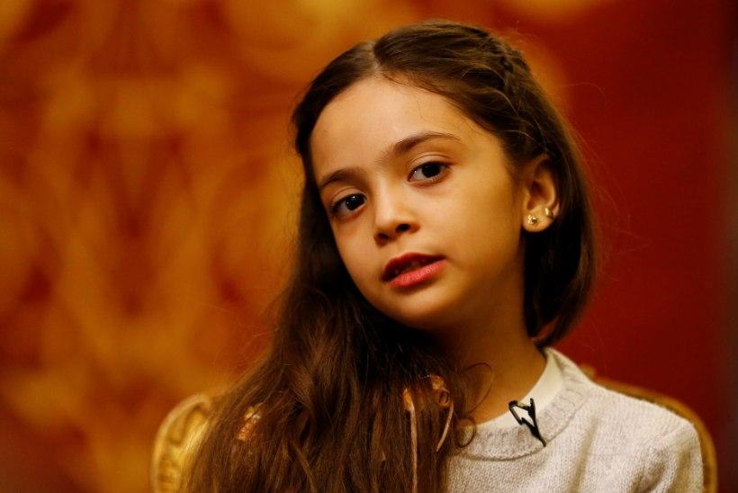 Süüria tüdruk Bana Alabed kirjutas Donald Trumpile avameelse kirja