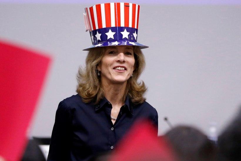 John F. Kennedy tütar tahab saada senaatoriks ja tulevikus presidendiks