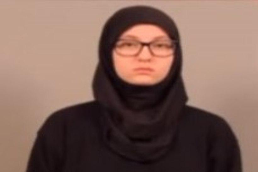 Kohus saatis Islamiriigi tüdruku vangi